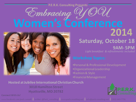 2014 Embracing YOU Women's Conference