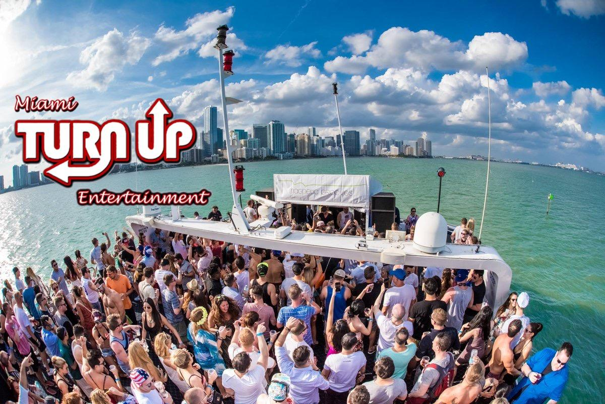 Miami Booze Cruise-All Inclusive Package Deal
