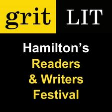 gritLIT: Hamilton's Readers & Writers Festival logo