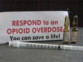 Eyes Wide Open: Overdose Awareness and Training Day