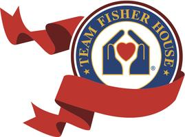 Volunteer with Team Fisher House at the 2014 Army Ten...