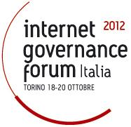 Internet Governance Forum Italia 2012