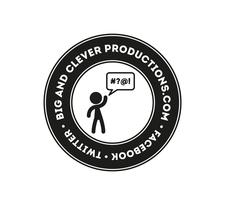 Big and Clever Productions logo