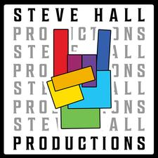 Steve Hall Productions logo