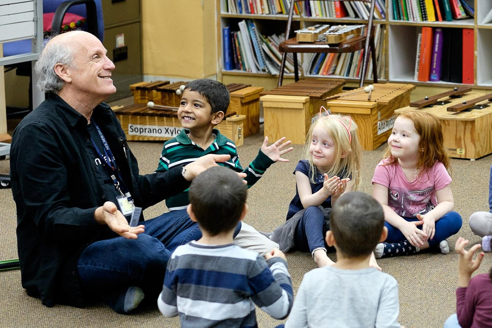 Doug Goodkin's Jazz Improvisation for All Ages: Orff Professional Development for Music Educators