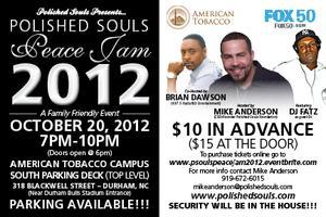 Polished Souls Peace Jam 2012