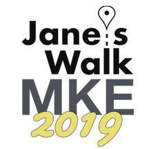 Jane's Walk MKE logo