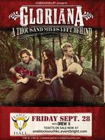 Gloriana Live at Kanza Hall