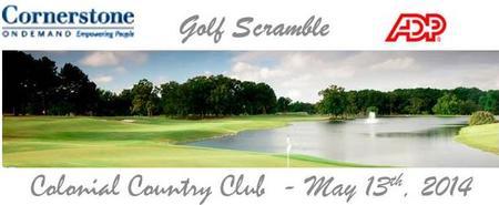 May Day Golf Scramble