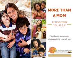 More Than a Mom - Rediscover Yourself