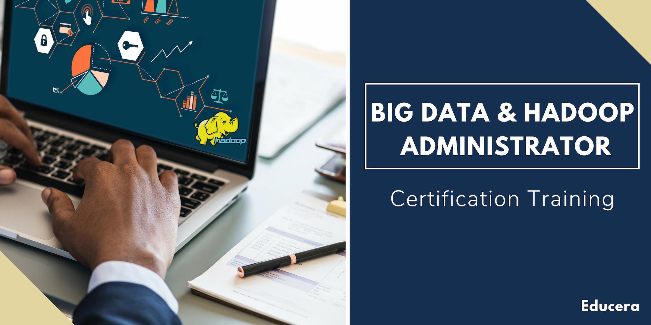 Big Data and Hadoop Administrator Certification Training in McAllen, TX
