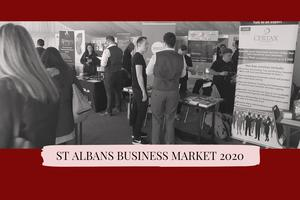 ST ALBANS BUSINESS MARKET - SPONSORED BY VICKY'S BOOKKEEPING