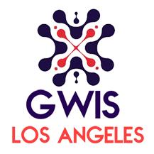 Graduate Women in Science, Los Angeles Chapter logo