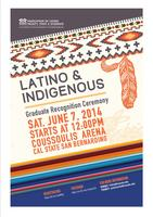CSUSB Latino and Indigenous Graduate Recognition Ceremo...