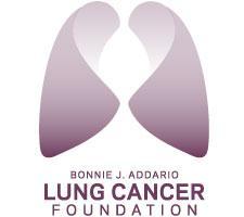 Bonnie J. Addario Lung Cancer Foundation logo