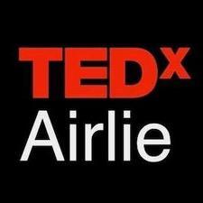 TEDxAirlie logo