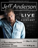 Jeff Anderson Christian Concert