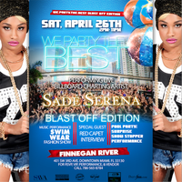 April 26th We Party The Best - Swimwear Fashion Show -...
