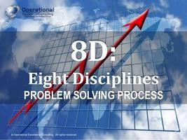 ASQ Supply Chain 8D- 8 Disciplines for Product Quality...