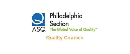 ASQ Introduction to Quality Inspection Tools 1-day...