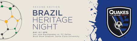 2nd Brazilian Heritage Night