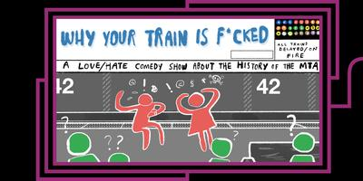 Why Your Train is F*cked: YOU