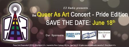 Queer As Art Concert - Pride Edition