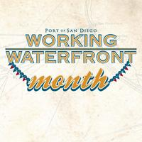 Port of San Diego Bus Tour on Wednesday, May 21, at 10...