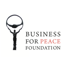 Business for Peace logo