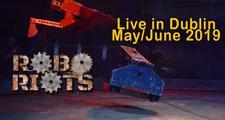 Robo Riots logo
