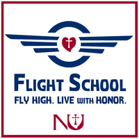 Flight School - NU Orientation 2014