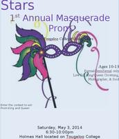 1st Annual Masquerade Prom