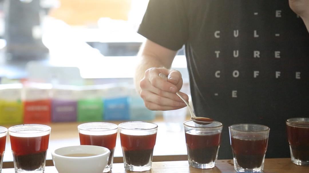 Tasting at Ten - Counter Culture Coffee Boston
