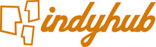 IndyHub with Indy Chamber logo