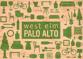 West Elm Palo Alto Pre-Opening Event