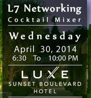 L7 Business Networking Cocktail Mixer
