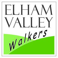 Elham Valley Walking Festival logo