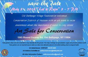 "Conservation District of Nassau presents ""Let it Rain""..."