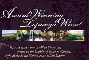 Lovers Wine Tasting, Topanga