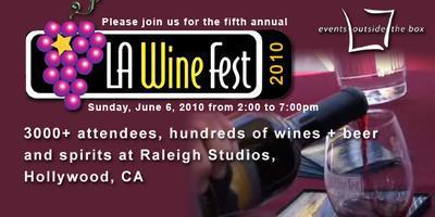 L7 at LA Wine Fest