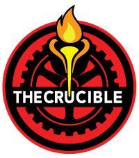 The Crucible logo