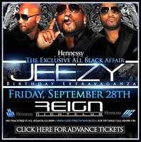 AG Entertainment Presents : : Jeezy All Black Affair...