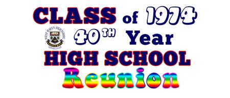 WHHS Class of 1974 40th Year High School Reunion