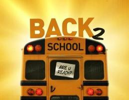 Annual 'BACK 2 SCHOOL' Party Bus!