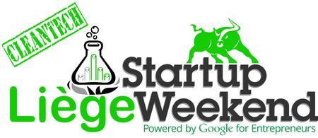 Liege Cleantech Startup Weekend 06/14
