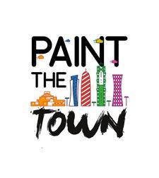 Paint The Town Qatar logo