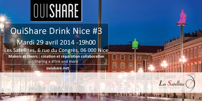 OuiShare Nice #3 - Makers et Fixers