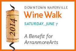 Downtown Naperville Wine Walk