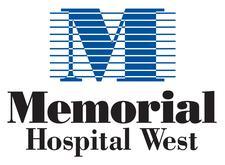 Memorial Hospital West - Family Birthplace logo