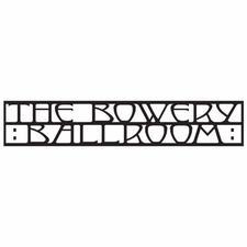 The Bowery Ballroom logo